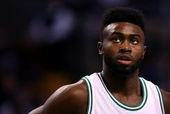 "Jaylen Brown Says Steph Curry's Taunting Last Night Was ""Cute"""