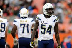 """Chargers Linebacker Melvin Ingram Releases Mixtape Called """"Franchise Tag"""""""