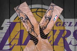 Lakers Debut Special Edition Socks For Tonight's Game In Honor Of Shaq