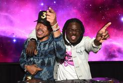 """Chance The Rapper Announces """"Be Encouraged Tour"""" With King Louie & DJ Oreo"""