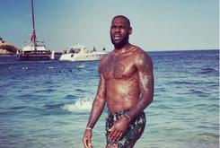 LeBron James Shares Videos Of His Vacation, Rapping, Singing +More