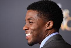 """Chadwick Boseman & """"Black Panther"""" Cast Cover """"Entertainment Weekly"""""""
