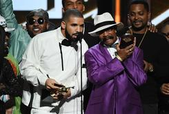 Drake Teams Up With His Father For New Virginia Black Commercial