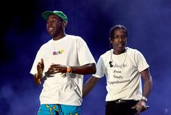 """A$AP Rocky To Tyler, The Creator: """"We Need To Make A Tape!"""""""