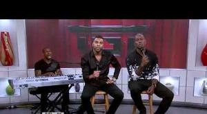 """TGT (Tank Ginuwine & Tyrese) """"Perform """"I Need"""" Live On The Couch """" Video"""