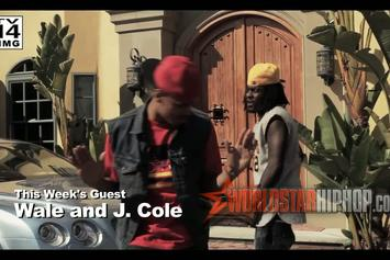 "Wale Feat. J. Cole ""Bad Girls Club"" Video"