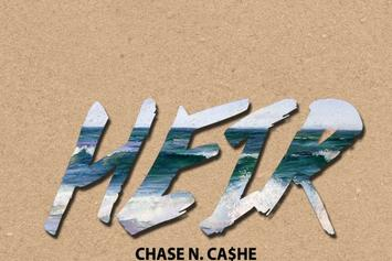 "Chase N. Cashe Reveals Artwork & Tracklist For ""HeirWaves"""