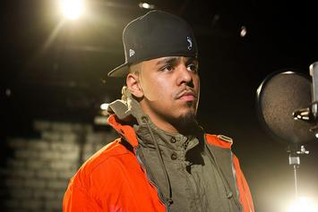 "J. Cole Discusses ""Baby Mama"" Theme In Rap, Expected ""Born Sinner"" Release Date"