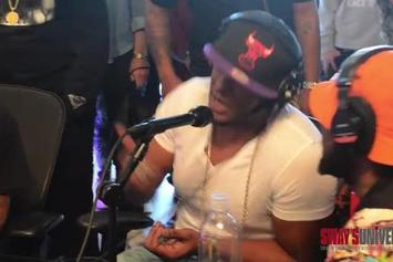 "Schoolboy Q Feat. Mystikal ""Sway In The Morning Freestyle "" Video"