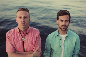 """Macklemore & Ryan Lewis's """"Thrift Shop"""" Sets New Record On Billboard's Hot R&B/Hip-Hop Songs Chart"""