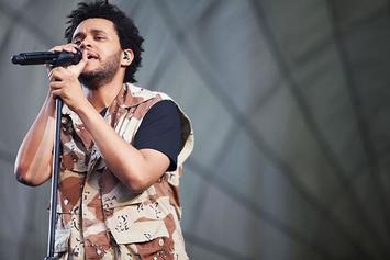"""The Weeknd's """"Trilogy"""" Goes Gold [Update: Certified Platinum]"""