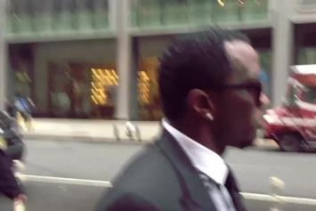 """Diddy """"Makes History By Closing Historical Time Warner Cable Deal (Hustler History) """" Video"""