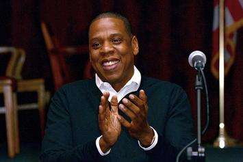 "Full Album Stream For Jay-Z's ""Magna Carta Holy Grail"""