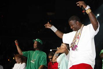 Gucci Mane Won't Work With Waka Flocka Again, Signs Distribution Deal [Update: Gucci Says Deal Rumors Are False]