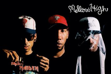 "Artwork & Release Date Revealed For Mellowhype & Domo Genesis' ""MellowHigh"""