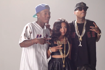 "Exclusive BTS: Dizzy Wright's ""Fashion"" Video With Kid Ink & Honey Cocaine"