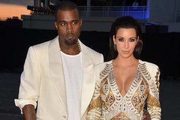 Kanye West On Board With Kim Kardashian's Playboy Shoot Plans