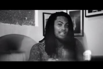 "Waka Flocka ""Judge For You"" Video"
