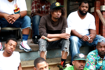 """Danny Brown """"BTS Of 'Dope Song'"""" Video"""