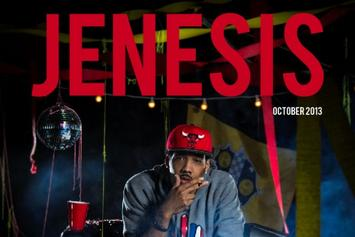 Chevy Woods On The Cover Of JENESIS Mag