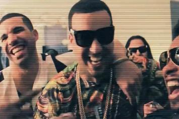 """French Montana Feat. Max B """"Once In A While"""" Video"""