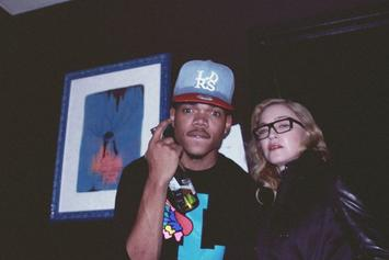 Madonna Hangs Out With Chance The Rapper