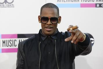 R. Kelly Compares Chris Brown To Martin Luther King & Jesus