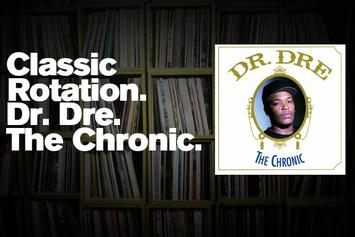 "Classic Rotation: Dr. Dre's ""The Chronic"""
