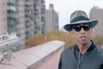 """Pharrell & Pusha T Star In """"Beats By Dre"""" Commercial"""