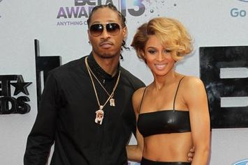 Ciara Announces She's Pregnant With Future's Baby