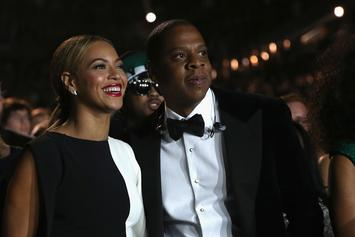 "Jay Z & Beyonce Cover Billboard's 2014 ""Power 100"" Issue, Rank #1"