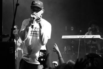 Chance The Rapper & Jeremih Show Off New Music During A Live Performance