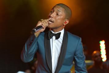 Pharrell & Kendrick Lamar Set To Perform At NBA All-Star Weekend 2014