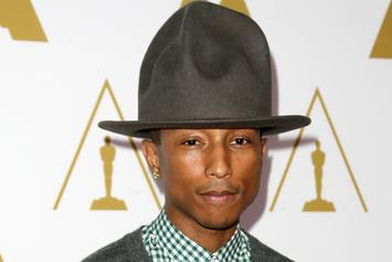 "Stream Pharrell's New Album ""G I R L"" In Its Entirety"