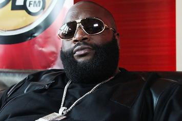 """Rick Ross Comments On 50 Cent's Diss & Diddy's """"Nobody"""" Address"""