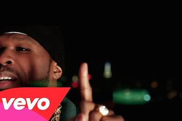 "50 Cent ""Hold On"" Video"