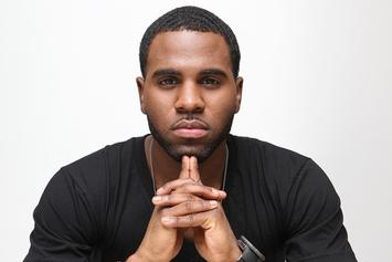 "Jason Derulo Reveals Artwork & Tracklist For ""Talk Dirty"""
