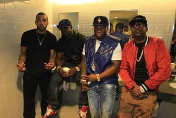 G-Unit Possibly Working On New Album [Update: 50 Cent Announces New Album On The Way]