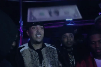 "French Montana Feat. Lil Durk & Chinx ""Money Bags"" Video"