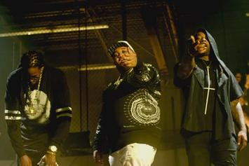 "DJ Mustard Feat. Ty Dolla $ign & 2 Chainz ""Down On Me"" Video"