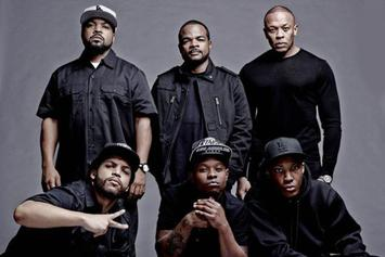 Drive-By Shooting Occurs On Set Of N.W.A Movie