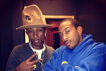 """Ludacris Announces New Single """"Chance To Win"""" Produced By Pharrell"""