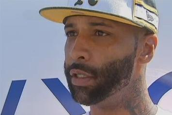 Joe Budden Speaks On NYPD's Manhunt