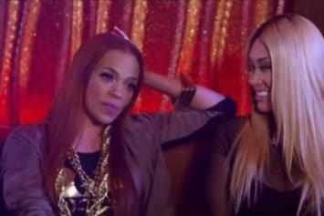 "Faith Evans Feat. Missy Elliott & Sharaya J ""I Deserve It"" Video"