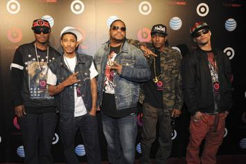 """Bone Thugs-N-Harmony Announce """"Get Loud"""" Tour With AD"""