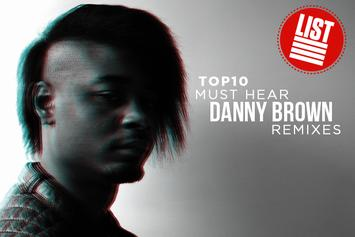 10 Must-Hear Danny Brown Remixes