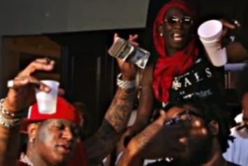 """Rich Gang Feat. Young Thug & Rich Homie Quan """"Freestyle"""" Video"""