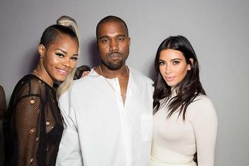 "Photos: Kanye West, Chris Brown, YG & More Attend Teyana Taylor's ""VII"" Listening Party"