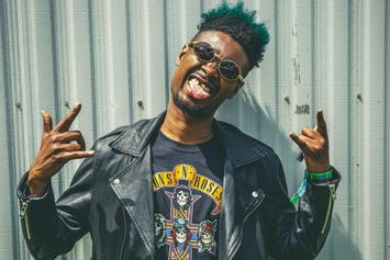 "Danny Brown Speaks On Making New Album ""Perfect,"" Calls Himself ""Best Rapper Ever"""