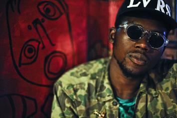 """First Week Sales For Theophilus London's """"Vibes"""" Are Low"""